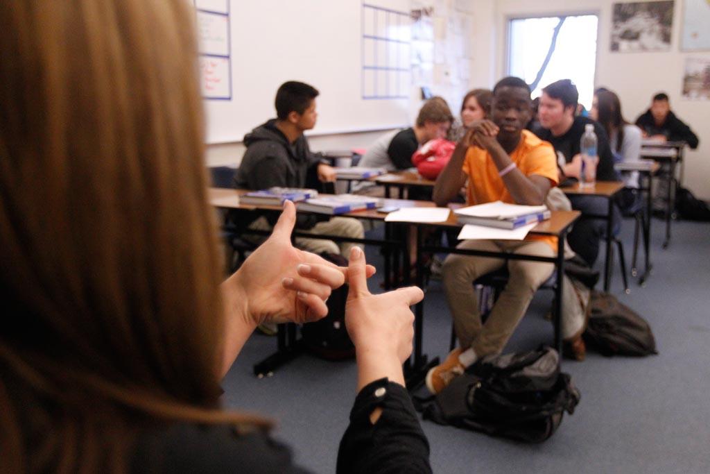 Interpreter as Teacher? Not in IDEA