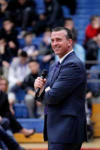 Chris Herren Talks At Buchanan