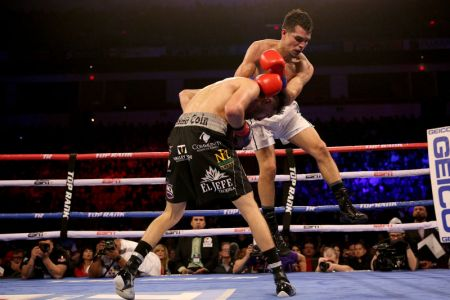 Ramirez needed all 12 rounds to edge out the challenger Jose Zepeda on the judges' scorecards in what became his most tightly contested fight as a professional.