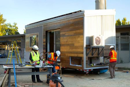 Finishing the Tiny House