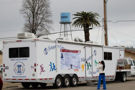 Community Health Mobile Unit
