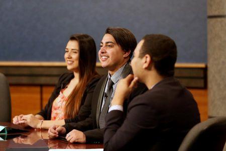 MCJ Students