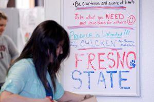 Student Volunteer
