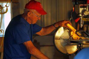 Bob Monke Using Tools