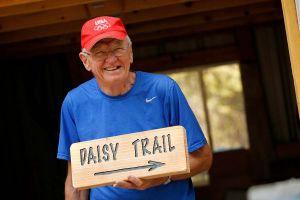 Daisy Trail Sign