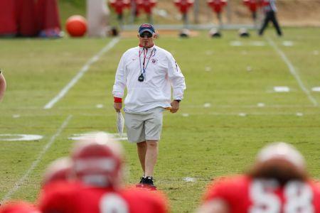 Jeff Tedford, the coach