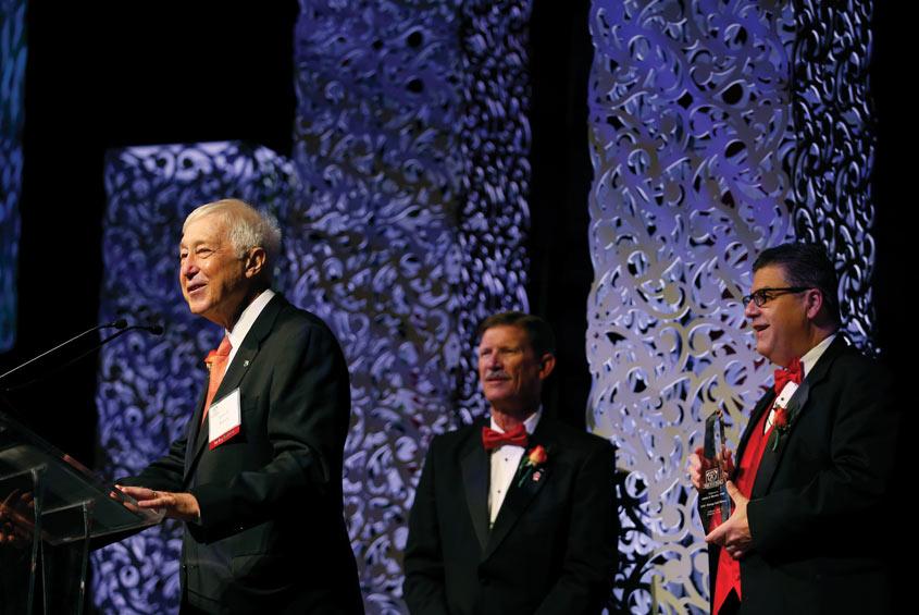 Top Alumni Inspire Success