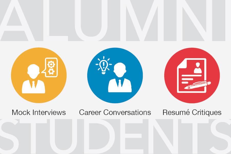 Alumni Students Connect