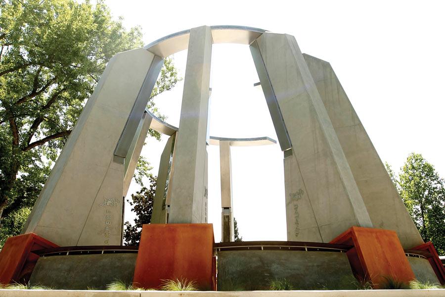 Armenian monument