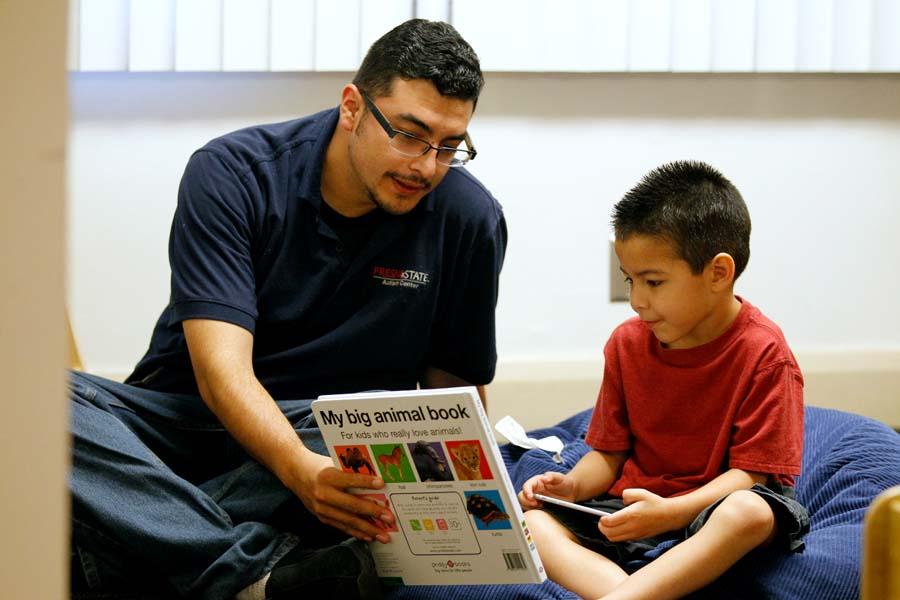 Autism Center Expends