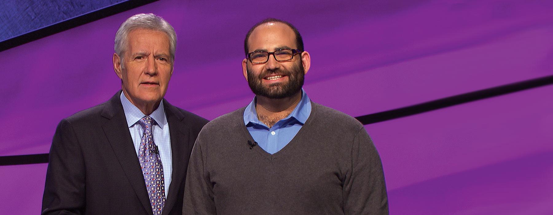Jeopardy winner