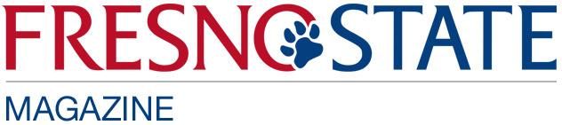 Fresno State Magazine Retina Logo