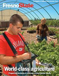 Fresno State Magazine, Fall 2005 PDF