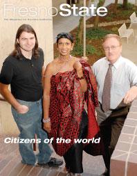 Fresno State Magazine, Fall 2007 PDF