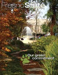 Fresno State Magazine, Fall 2008 PDF
