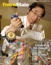 Fresno State Magazine, Spring 2007 PDF