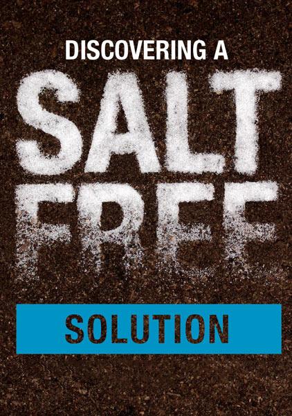 Salt-Free Solution
