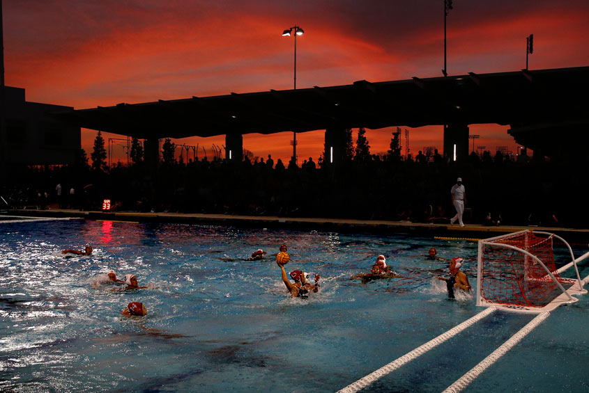Water polo night