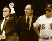 three coaches