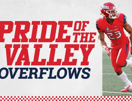 Pride of the Valley Overflows