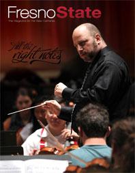 Fresno State Magazine, Fall 2011 PDF