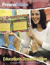 Fresno State Magazine, Spring 2005 PDF