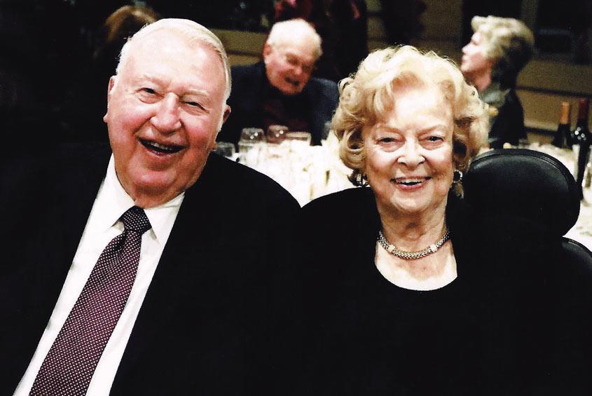 Rodger and Margaret Jensen